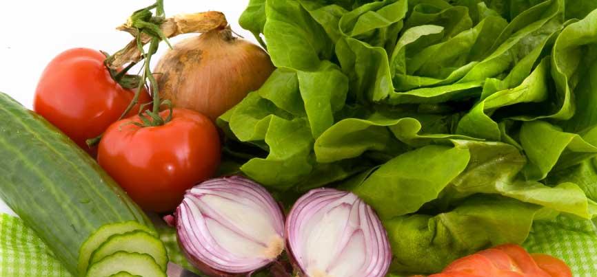 Green Vegetables for Detox